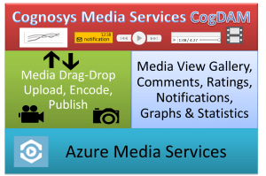Azure Media Services : Cognosys Live Streaming Solution Like YouTube