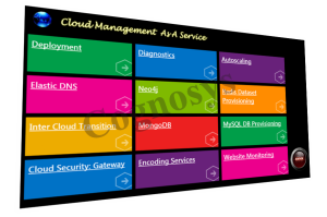 Cloud-management-As-A-Service